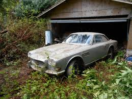 classic maserati sebring racers and barn finds set for dragone sale classiccars com journal