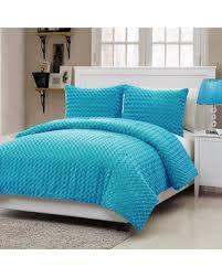 Fur Bed Set Slash Prices On Rose Faux Fur Comforter Set Full Blue 3 Piece