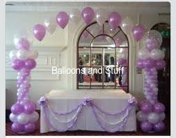 wedding arches and columns balloons wedding decorations balloon wedding arch wedding balloons