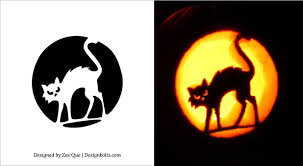 10 free printable scary pumpkin carving patterns stencils u0026 ideas