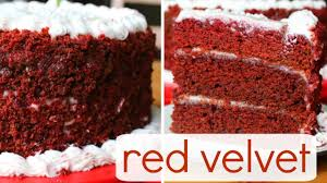 vegan red velvet cake w cream cheese frosting youtube
