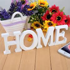 get cheap decorating wooden letters aliexpress