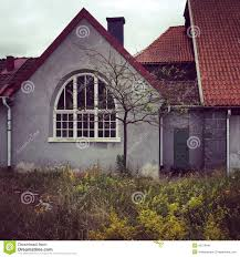 European Style Home by European Style House With Tile Roof Stock Photo Image 45216441
