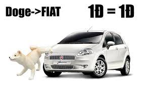 Doge Meme Car - doge fiat dogecoin