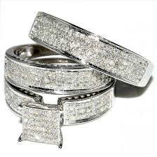 his and wedding band sets images of his and wedding bands sets cheap weddings center
