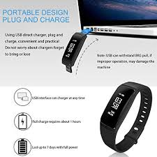 blood pressure wrist bracelet images Fitness tracker kirlor blood pressure heart rate monitor jpg
