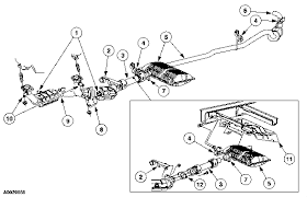 2001 ford f150 oxygen sensor location how many o2 sensors on a 3 8l for 2000 ford windstar
