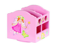 hand painted wooden kids pen holder wooden storage craft view