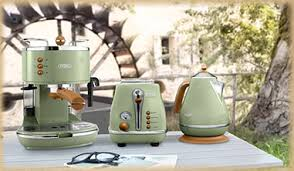 De Longhi Kettle And Toaster Icona Vintage De U0027longhi Australia