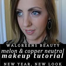 Walgreens Halloween Makeup by Walgreensbeauty New Year New Look Makeup Tutorial