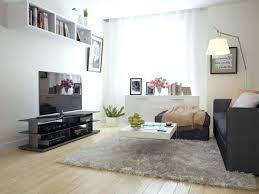salon avec canapé noir comment decorer salon avec un canape noir salon canapac noir12