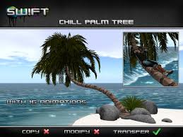 second marketplace sw ft chill palm tree 16 high