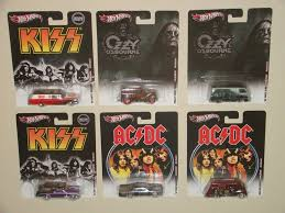 Jual Ford Dc wheels nostalgia rock series rock bands 6 vehicles ozzy ac