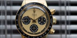 record sale price gold daytona timepiece fetches record superyachts com