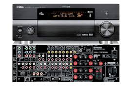 yamaha home theater yamaha rx v2700 7 1 channel home theater receiver full review