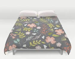 floral bedding etsy