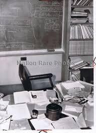 Cluttered Desk Albert Einstein Einstein U0027s World Mallon U0027s Relativity Project