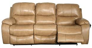 Light Colored Leather Sofa Fabulous Light Brown Leather Sofa Ninas Apartment Vintage Upcycled