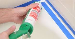 Caulking Tape For Bathtub Angie U0027s List How To Caulk Your Shower Hometalk