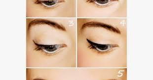 liquid eyeliner tutorial asian liquid eyeliner tutorial for asian girls b g fashion