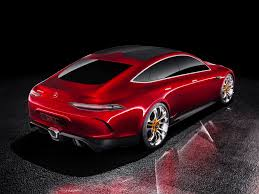 hybrid sports cars mercedes amg debuts hybrid sports concept car fortune