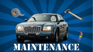 chrysler 300 maintenance from 121k 152k miles youtube
