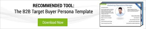 how to train new b2b reps with target buyer personas
