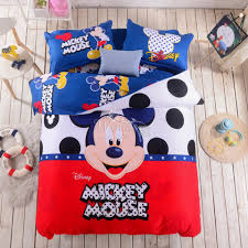 online get cheap mickey bedding queen aliexpress com alibaba group