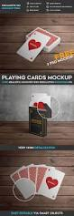 Playing Card Design Template 3 Free Playing Cards Psd Mockups Free Psd Templates Free