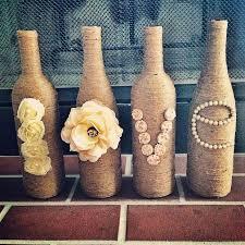 Diy Wine Bottle Vases Pintrerest Try Diy Wine Bottle Vase U2013 R A D Real Estate With Rachell