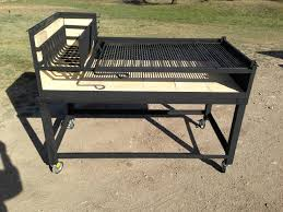 Barbeque Grills Large Uruguayan Grill Or Parrilla For Home Use This Grill