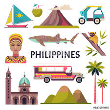 philippine tricycle png philippines icons set vector collection of philippine culture and