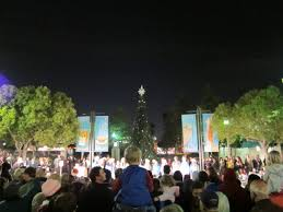 amazing tree lighting ceremonies events in los angeles