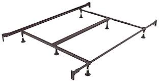 Metal Frame Headboards by Adjustable Bed Frame For Headboards And Footboa Bed Frame Queen