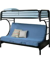 Metal Futon Bunk Bed Deals 5 Fordham Metal Futon Bunk