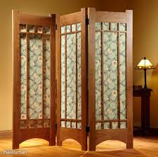 bold wood frame style traditional panel screen living room