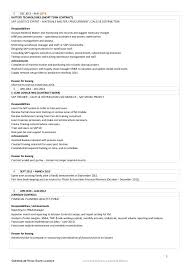 Sap Project Manager Resume Sample by Sap Testing Manager Resume