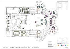 Floor Plan Of A Library by Engineering And Science Library The University Of Nottingham