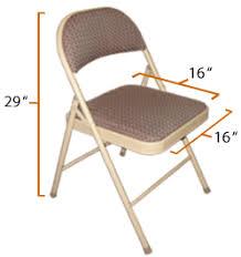 Banquet Chair Banquet Chair Sizes Folding Chair Sizes Chair Covers U0027 Color Chart