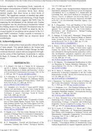 Environmental Specialist Resume Development Of The Sea Urchin Arbacia Punctulata In The Presence