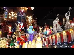 dyker heights christmas lights brooklyn ny tour of the best houses