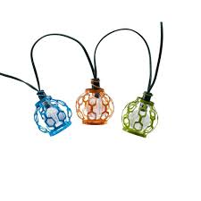 String Lights For Patio Home Depot by Smart Solar Gala Lantern Solar String Light Set With Stake 20