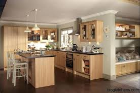 Oak Kitchen Cabinets For Sale Natural Oak Kitchen Cabinet To Make The Interior Of The Kitchen