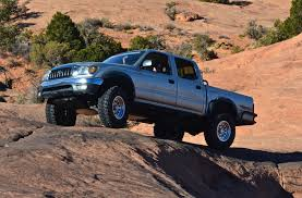 toyota tacoma utah crossing the continental divide by stony pass low range road