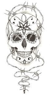 wicked skull and snake tattoo design photo 2 photo pictures