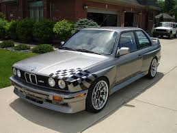 bmw 6 cylinder cars 1988 bmw e30 m3 with inline 6 cylinder s52 engine up for grabs in