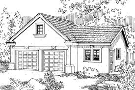 House Plans Shop by Mediterranean House Plans Garage W Shop 20 016 Associated Designs