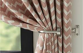 Tie Backs Curtains What Height To Hang Curtain Tie Backs Gopelling Net