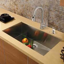 Stainless Kitchen Sinks Undermount Kitchen Undermount Stainless Kitchen Sink Cool With Drainboard