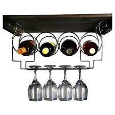 Under Cabinet Wine Racks 14 Best Under Cabinet Wine Rack Images On Pinterest Wine Racks